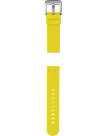 Strap For Canteen Fashion Yellow Silicon afbeelding