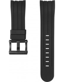 Straps For Tech Black Silicon afbeelding