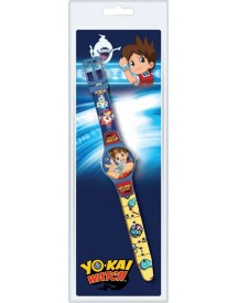 Yo-kai Watch Nathan Adams - Horloge In Blisterverpakking - Multi afbeelding