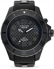 Kyboe! Black Series - Bs.48-005 - Black Shadow - Horloge - Heren - Ø 48 Mm afbeelding