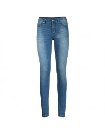 Cheap Monday Prime Skinny Wispy Blue Jeans afbeelding