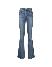 Levi`s High Rise Flare Star Gaze Jeans afbeelding