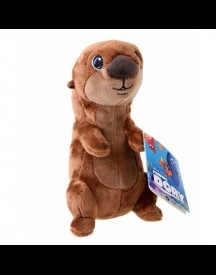 Finding Dory Knuffel Otter 17 Cm afbeelding