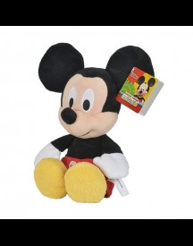 Pluche Mickey Mouse Knuffel 25 Cm afbeelding