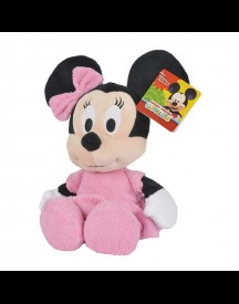 Pluche Minnie Mouse Knuffel 25 Cm afbeelding