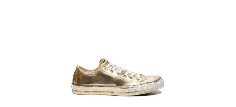 Image Converse - Gouden All Stars