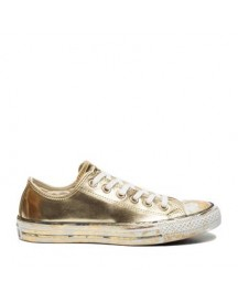 Converse - Gouden All Stars afbeelding