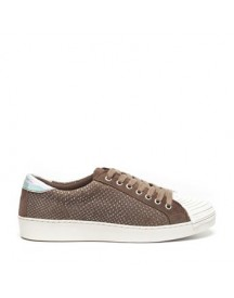 Invito - Taupe Sneakers afbeelding