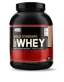 100% Whey Gold Standard 2273 Gr afbeelding