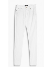 Esprit All Day Premium Shaping Jeans White For Women afbeelding