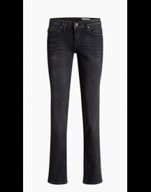 Esprit Gewassen Basic Stretchjeans Blue Medium Washed For Women afbeelding