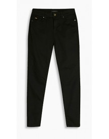 Esprit Lichte High-waisted Stretchjeans Black For Women afbeelding