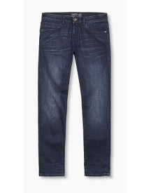 Esprit Slim/skinny Fit Blue Dark Washed For Men afbeelding
