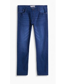 Esprit Straight & Relaxed Blue Medium Washed For Men afbeelding