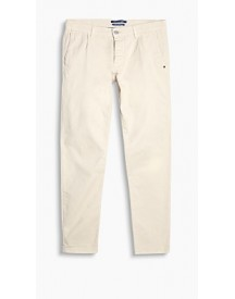 Esprit Urban Chino Van Stretchy Denim Off White For Men afbeelding