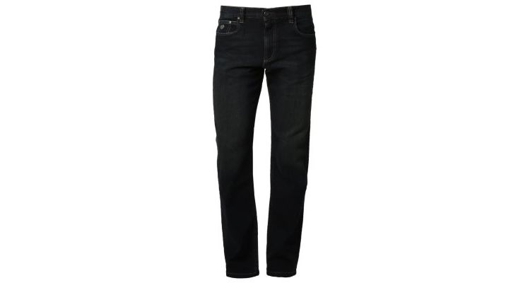 Image Bugatti Straight Leg Jeans Dirty Wash