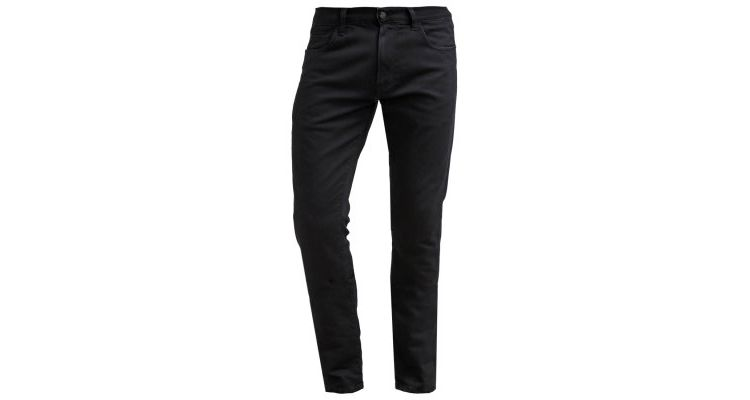 Image Carhartt Wip Rebel Towner Slim Fit Jeans Black Stone Washed