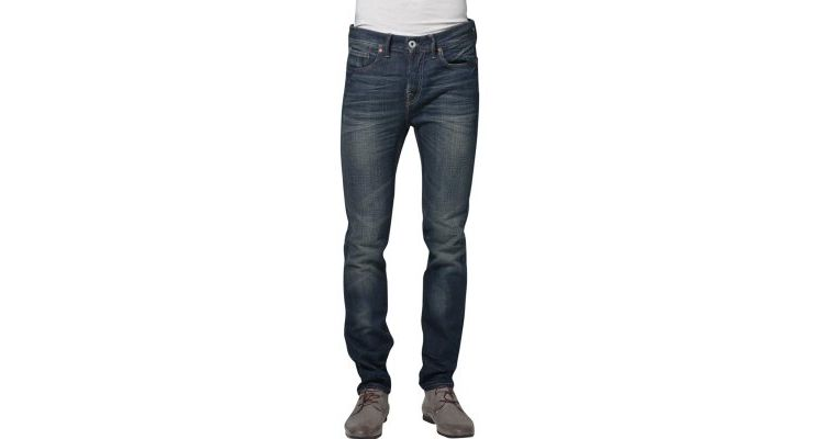 Image Firetrap Sifton Straight Leg Jeans Signet