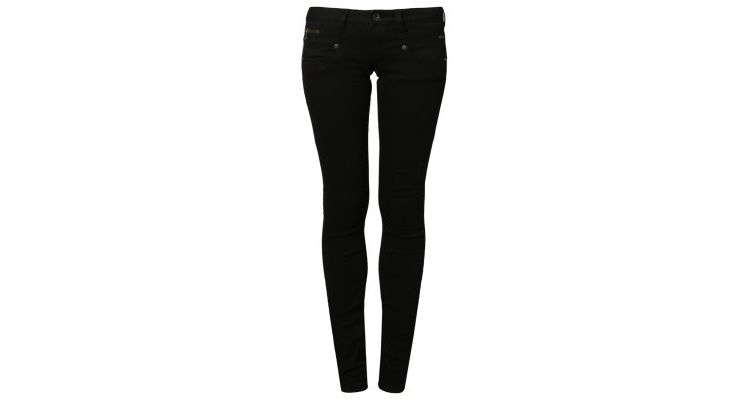 Image Freeman T. Porter Alexa Slim Fit Jeans Black