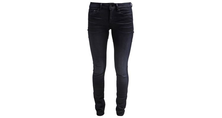 Image Gstar 3301 Contour High Skinny Slim Fit Jeans Slander Superstretch