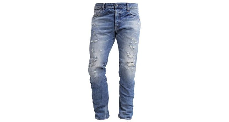 Image Gstar Arc 3d Slim Slim Fit Jeans Scatter 13oz Denim