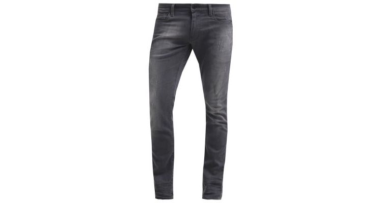 Image Gstar Revend Super Slim Slim Fit Jeans Light Aged Destroy