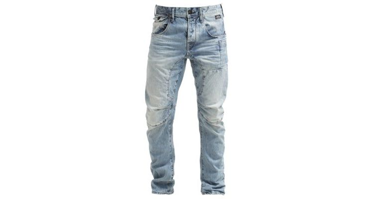 Image Jack & Jones Jjcostan Boyfriend Jeans Blue Denim