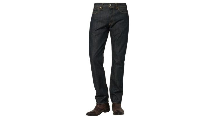 Image Levis® 501 The Original Straight Straight Leg Jeans 0162