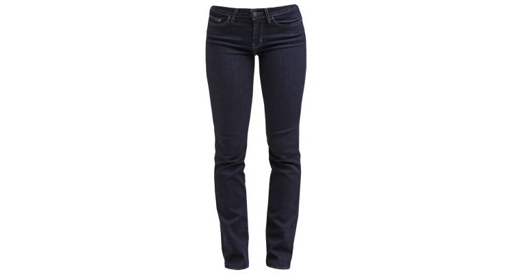 Image Levis® 714 Straight Straight Leg Jeans Lone Wolf