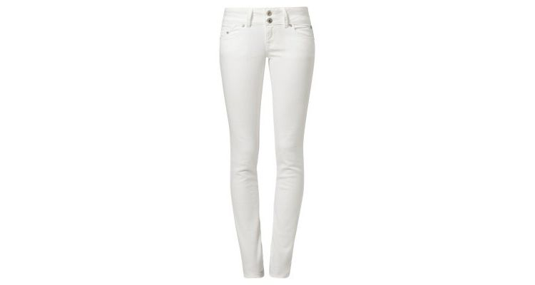 Image Ltb Molly Slim Fit Jeans White