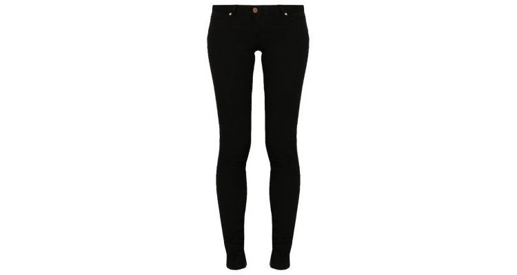 Image Noisy May Nmeve Slim Fit Jeans Black