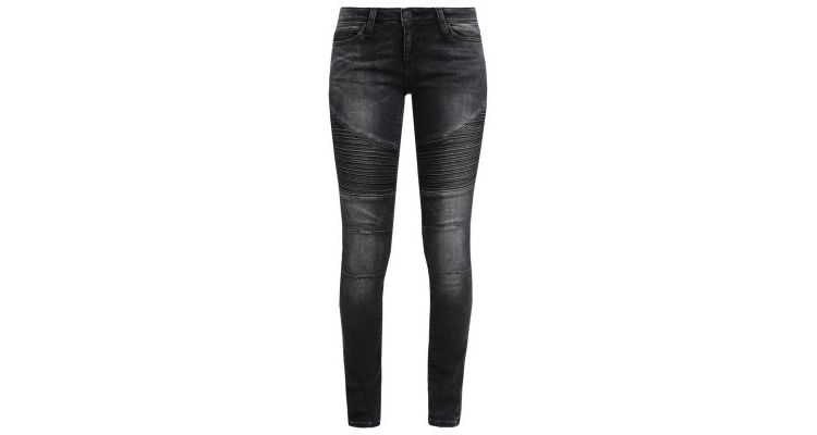 Image Noisy May Nmeve Jeans Skinny Fit Black
