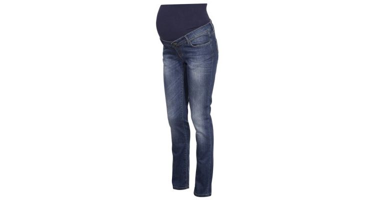 Image Noppies Monroe Straight Leg Jeans Stone Wash