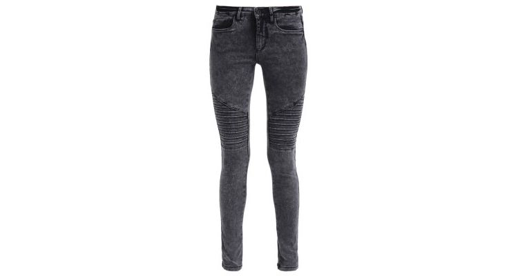 Image Only Onlroyal Slim Fit Jeans Black