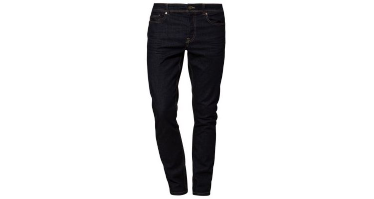 Image Only & Sons Avi Slim Fit Jeans Dark Blue Denim