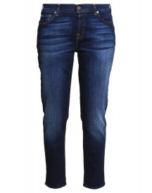 7 For All Mankind Josefina Relaxed Fit Jeans New York Dark afbeelding