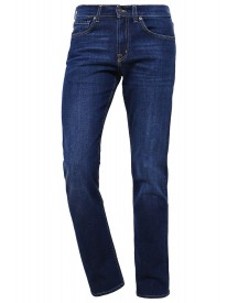 7 For All Mankind Straight Leg Jeans Dark Blue afbeelding