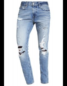 Abercrombie & Fitch Slim Fit Jeans Light Destroyed afbeelding