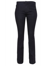 Banana Republic Sailor Flared Jeans Dark Wash afbeelding