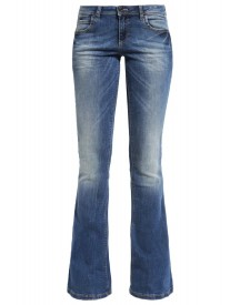 Benetton Flared Jeans Mid Blue afbeelding