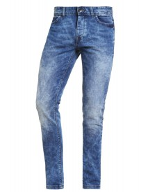 Benetton Slim Fit Jeans Bleached afbeelding