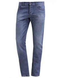 Benetton Slim Fit Jeans Blue Denim afbeelding
