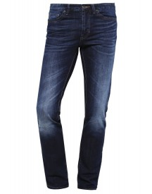 Benetton Straight Leg Jeans Dark Blue afbeelding
