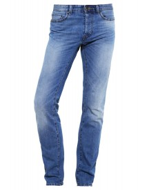 Benetton Straight Leg Jeans Light Blue afbeelding