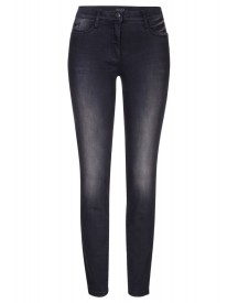 Brax Mila Pure Slim Fit Jeans Black afbeelding