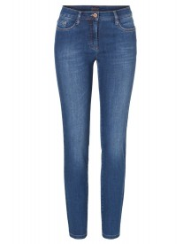 Brax Mila Pure Slim Fit Jeans Regular Blue afbeelding
