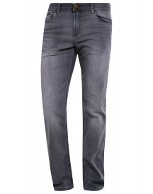 Bugatti Flexcity Straight Leg Jeans Grey Denim afbeelding