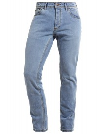 Burton Menswear London Jeans Tapered Fit Light Blue afbeelding