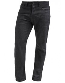 Burton Menswear London Straight Leg Jeans Black afbeelding
