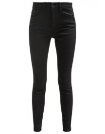 Calvin Klein Jeans Xhigh Rise Skinny Slim Fit Jeans Pobst Pop Black Stretch afbeelding